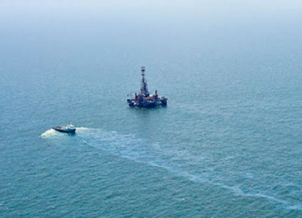 Oil Spill in the Gulf of Mexico, Still Spilling After Nearly a Decade