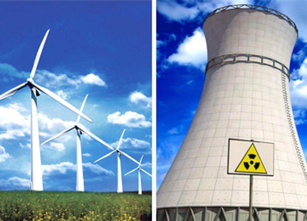 Wind Energy Trumps Nuclear: MidAmerican Scraps Plans for New Reactors in Iowa