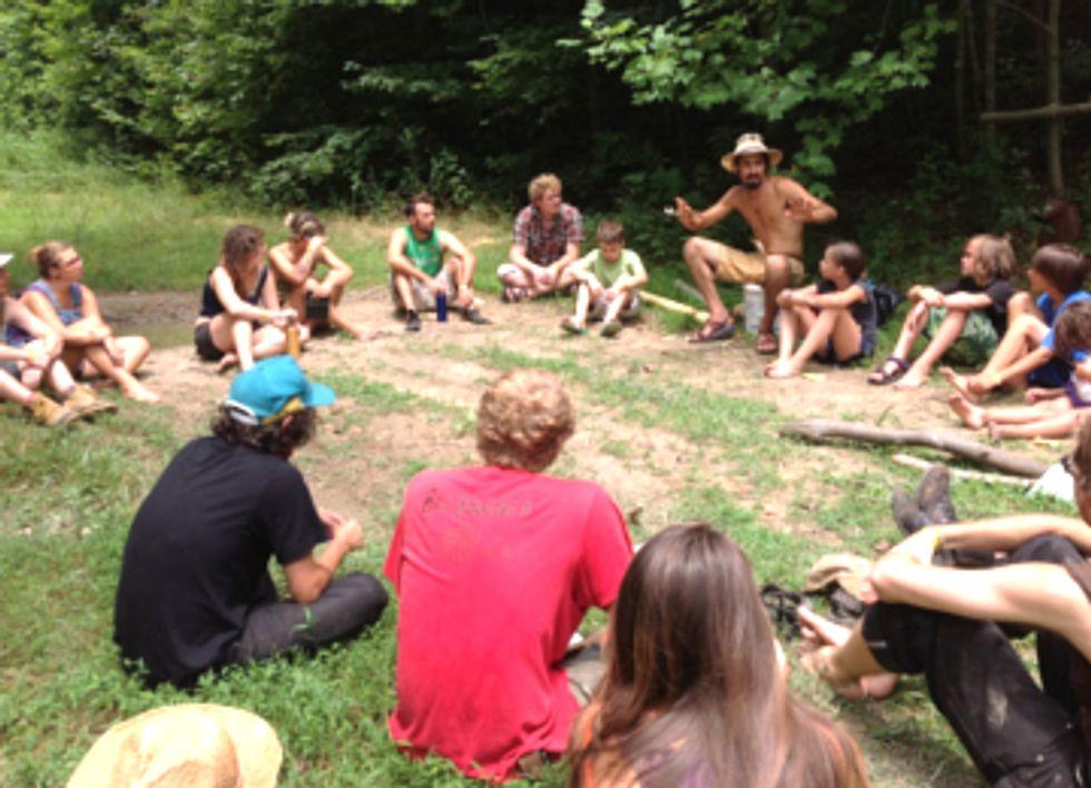 Learn Earth-Friendly Living Skills July 11-14