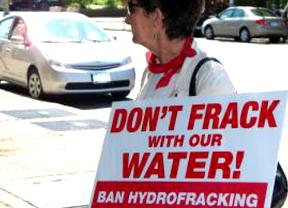 Oil and Gas Industry Targets Tennessee After State Passes Fracking Rules