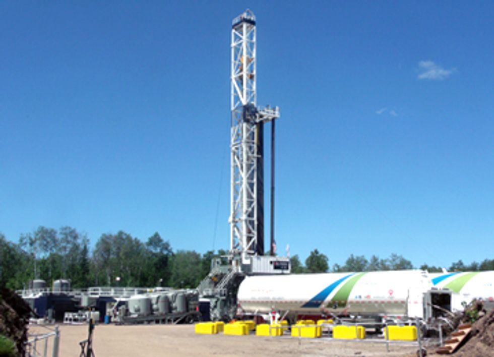An Inside Look at the Fight to Stop Fracking in Michigan