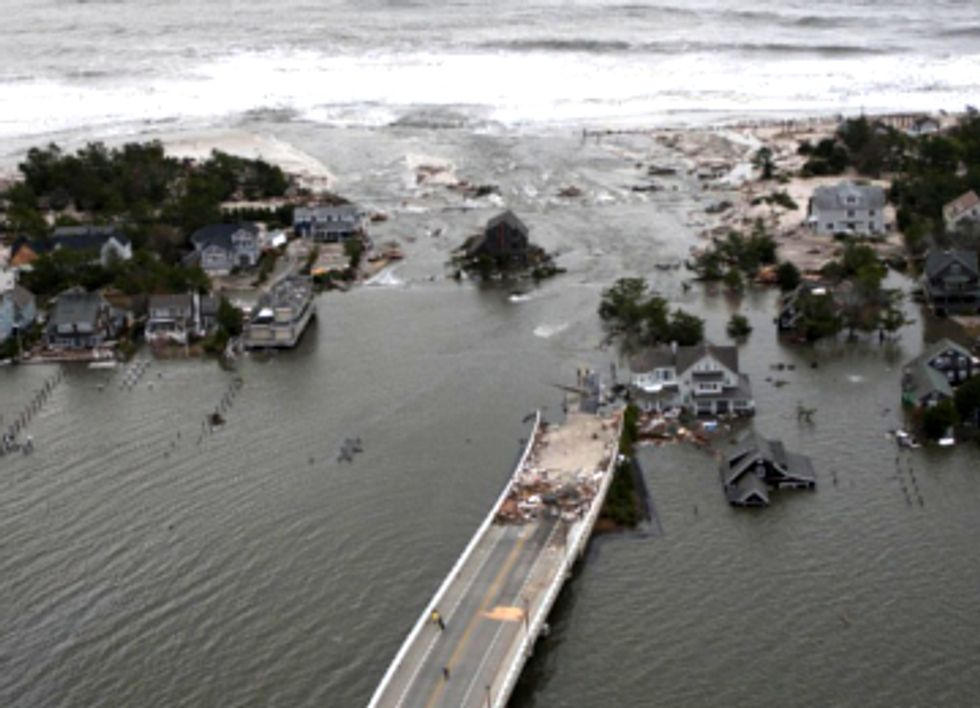 Do You Live In One of the 16 Cities at Risk of Climate Fueled Storm Surges?