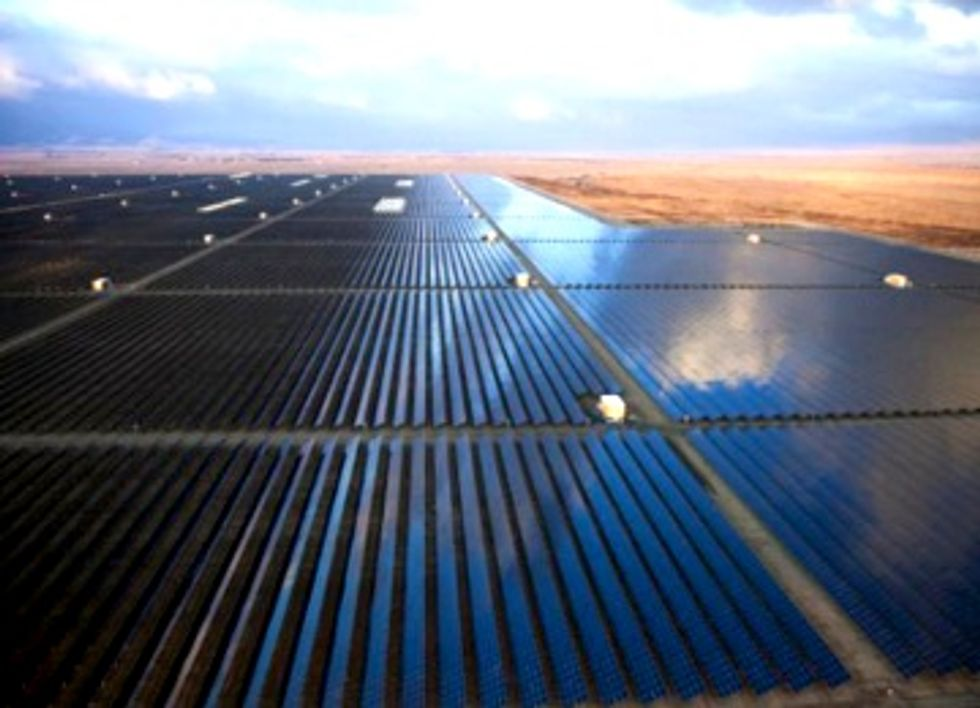 U.S. Solar Energy Installations Reach Record High in First Quarter