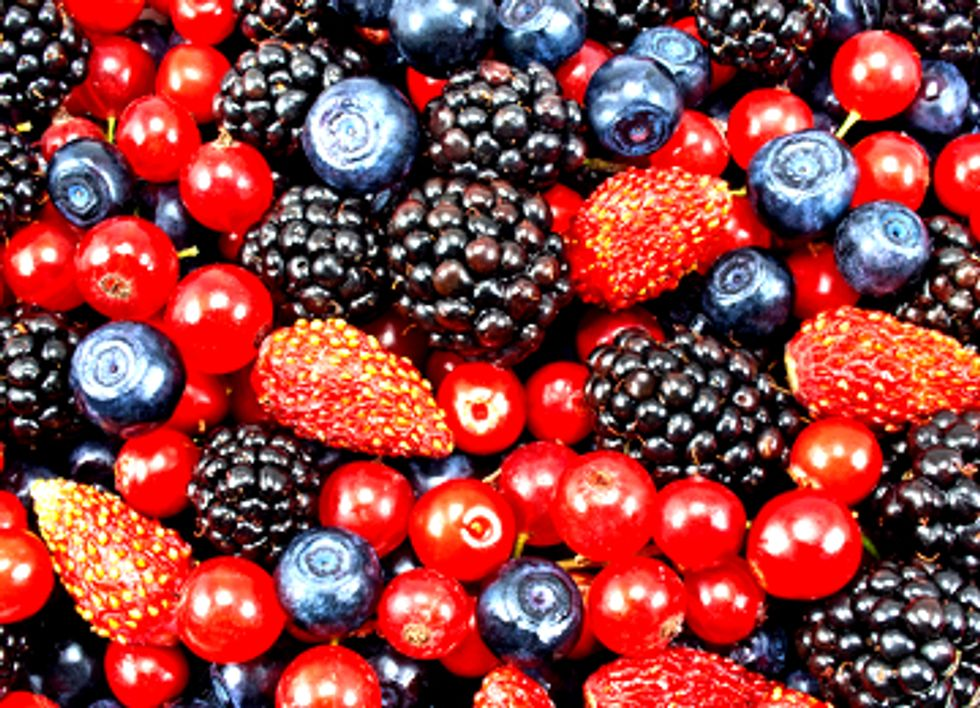 How Did Hepatitis Get into Organic Berries?