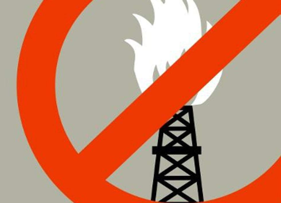 New Jersey Residents Demand Fracking Waste Ban