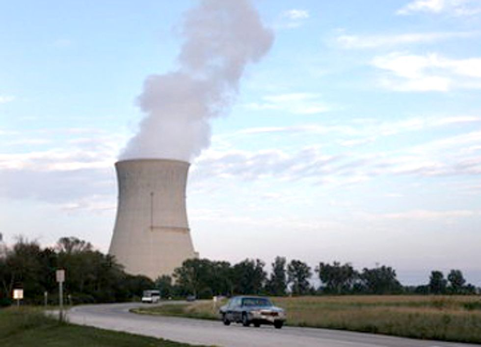 As Nuclear Dominoes Fall, Davis Besse Remains in the Cross Hairs