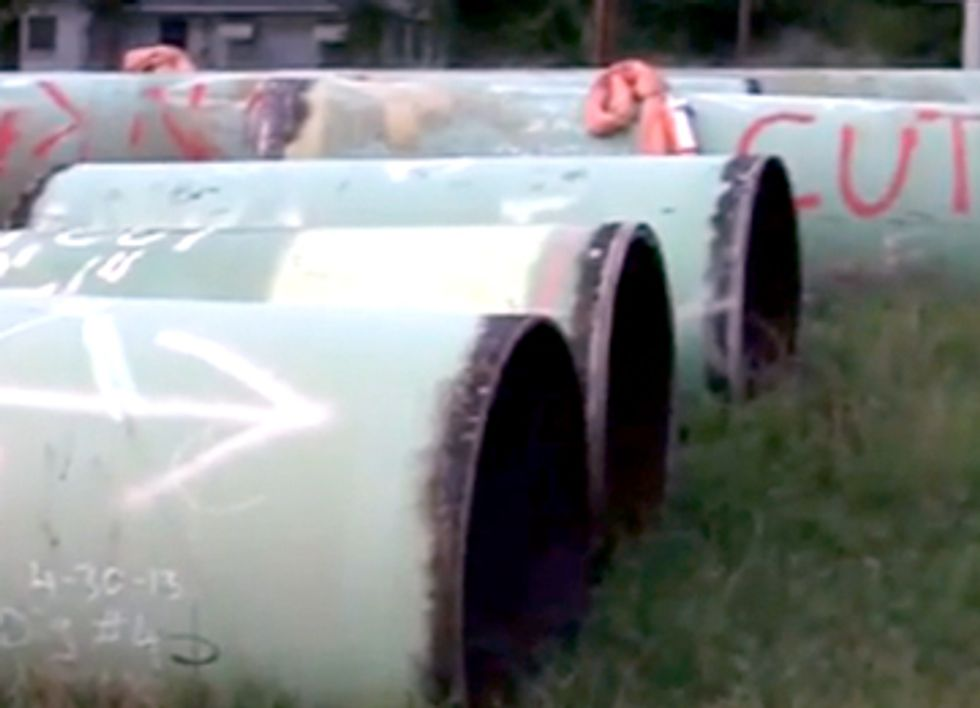 Opposition Escalates Over Faulty Southern Leg of Keystone XL Pipeline
