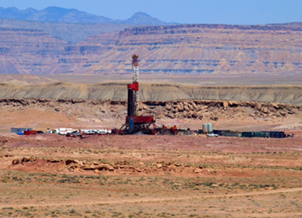 U.S. Fracking Industry Reacts to Water Scarcity Issues