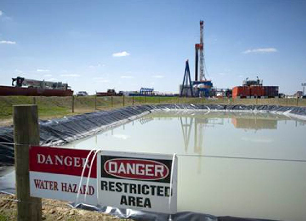 Game-Changing Fracking Wastewater Report Leaves Little Wiggle Room For Industry Deceptions