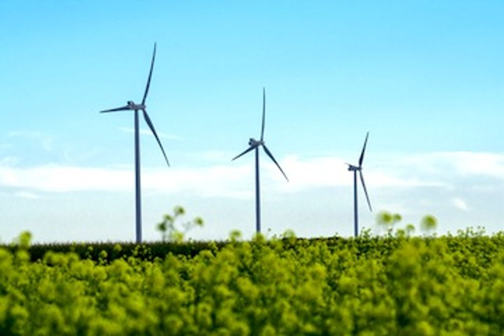 Wind Power at the Center of the New Energy Economy