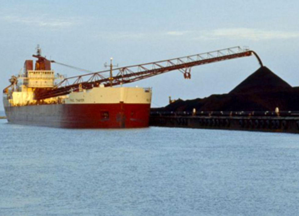 U.S. Coal Exports Set Monthly Record