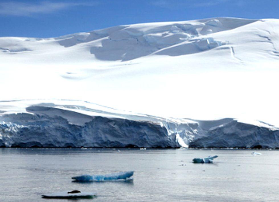 Warming Ocean Biggest Driver of Antarctic Ice Melt