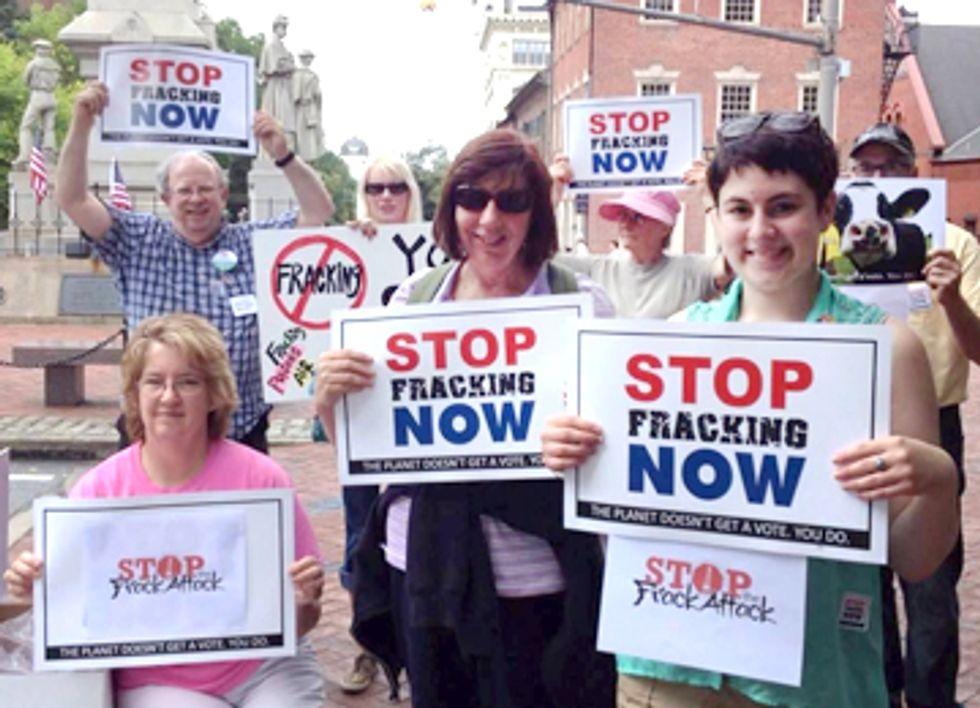 PA Fracking Moratorium Gains Momentum