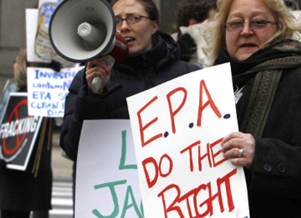 EPA Pushes Back Fracking Impact Study to 2016