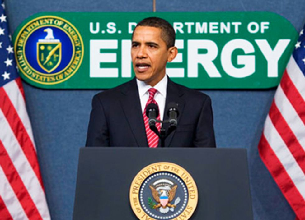 Obama's Unveiling of Climate Plan Must Ditch 'All of the Above' Energy Policy
