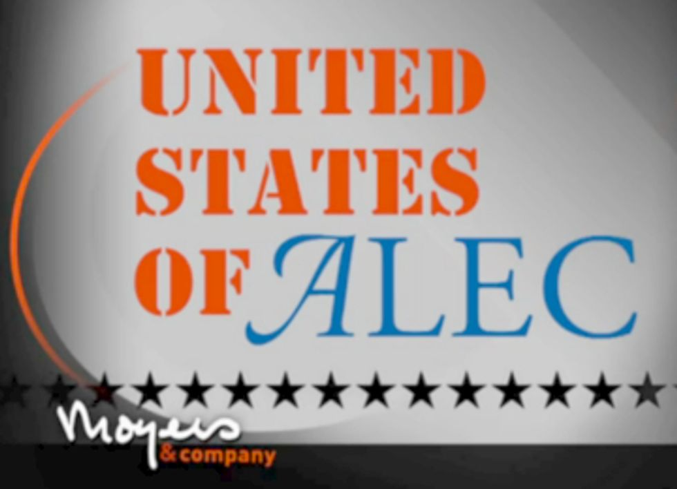 The United States of ALEC
