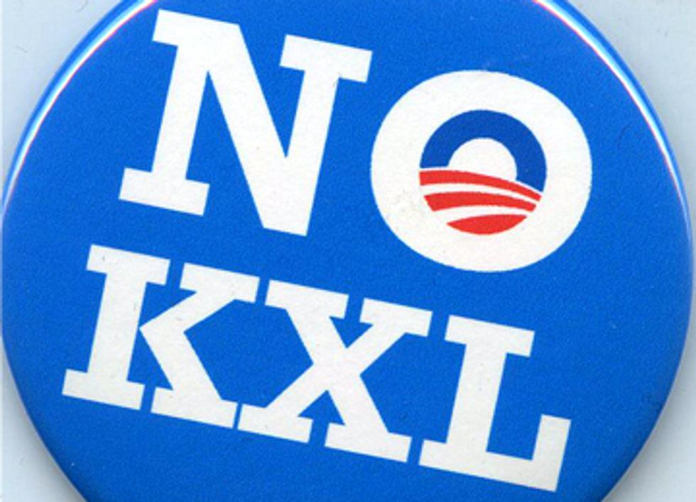 President Obama Will Not Approve Keystone XL If It 'Significantly Exacerbates' Climate Pollution