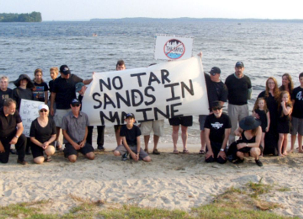 Another Maine Town Passes Resolution Opposing Tar Sands Pipeline