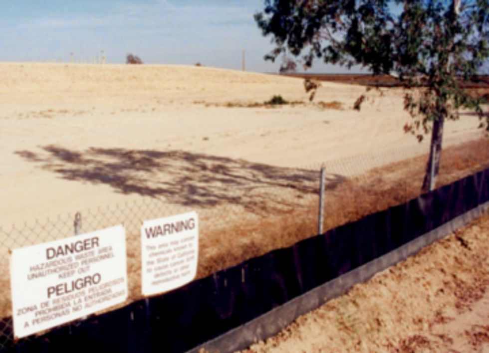 The Toxic Legacy of Waste Injection Wells