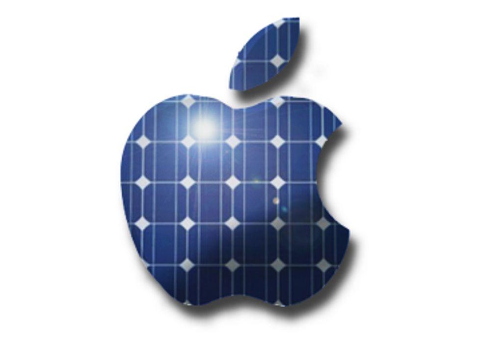 Apple Plans to Build Solar Farm in Nevada