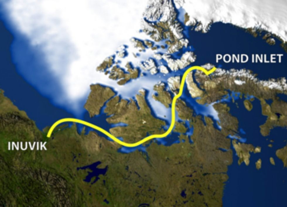 Rowers' Epic Journey Reveals How Climate Change Is Transforming the Arctic