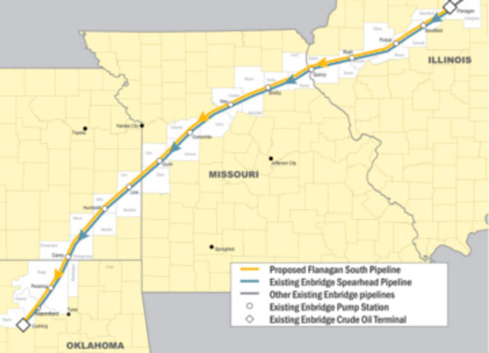Enbridge Seeks Exemption to Fast Track Pipeline Before Opposition Builds