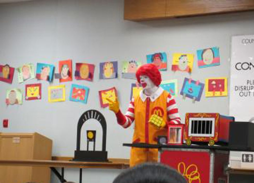 Retire Ronald McDonald and Begin the End of Big Food's Marketing to Children