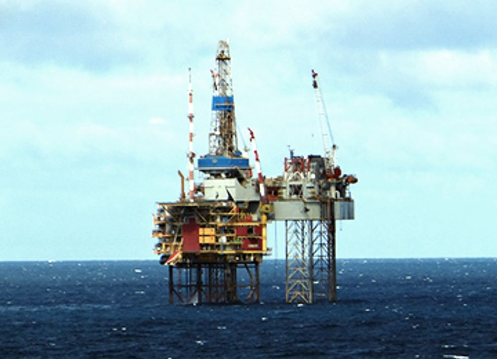 North Sea Oil Leaks Expose Industry's Inability to Safely Drill in Arctic