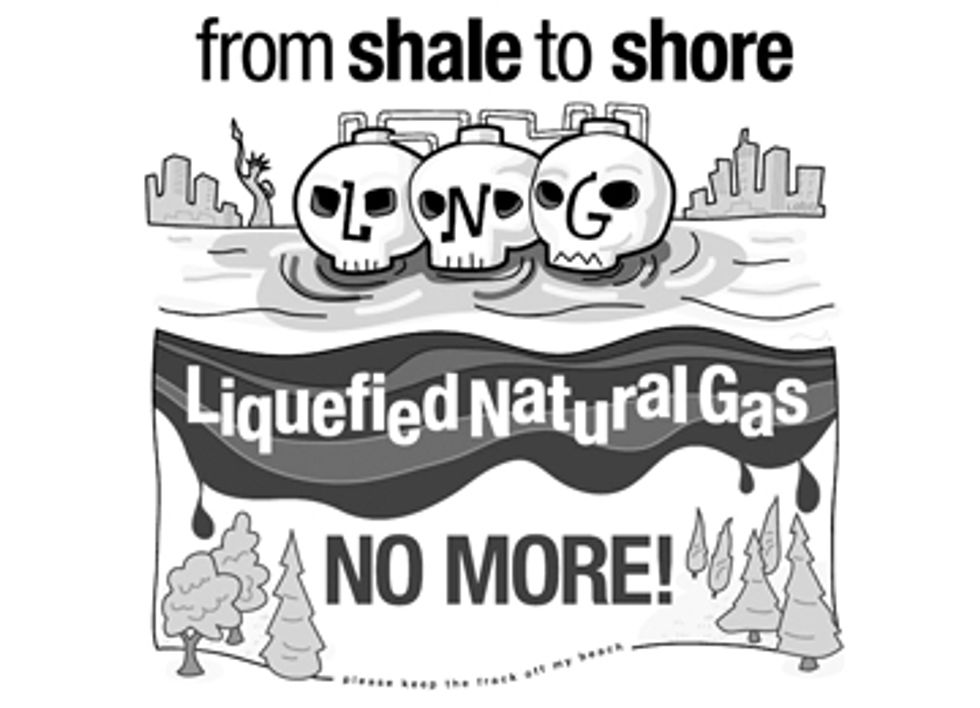 Opposition Escalates Against New Jersey Offshore LNG Proposal