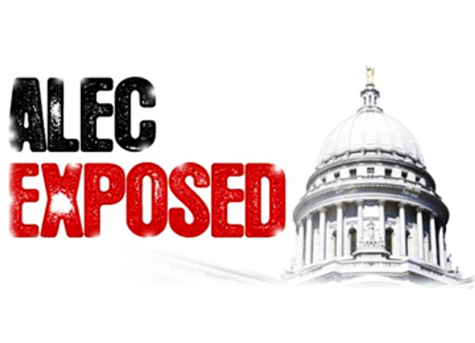 The Most Dangerous 'Model' Laws Written by ALEC