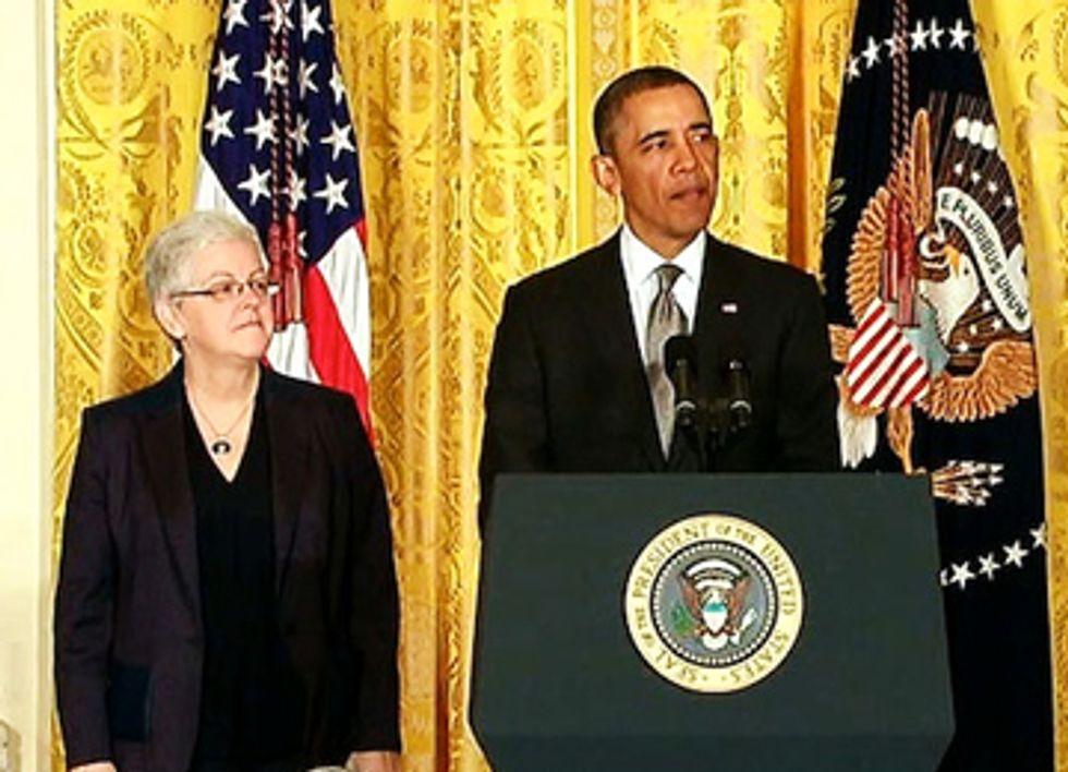 Gina McCarthy Confirmed as U.S. EPA Administrator