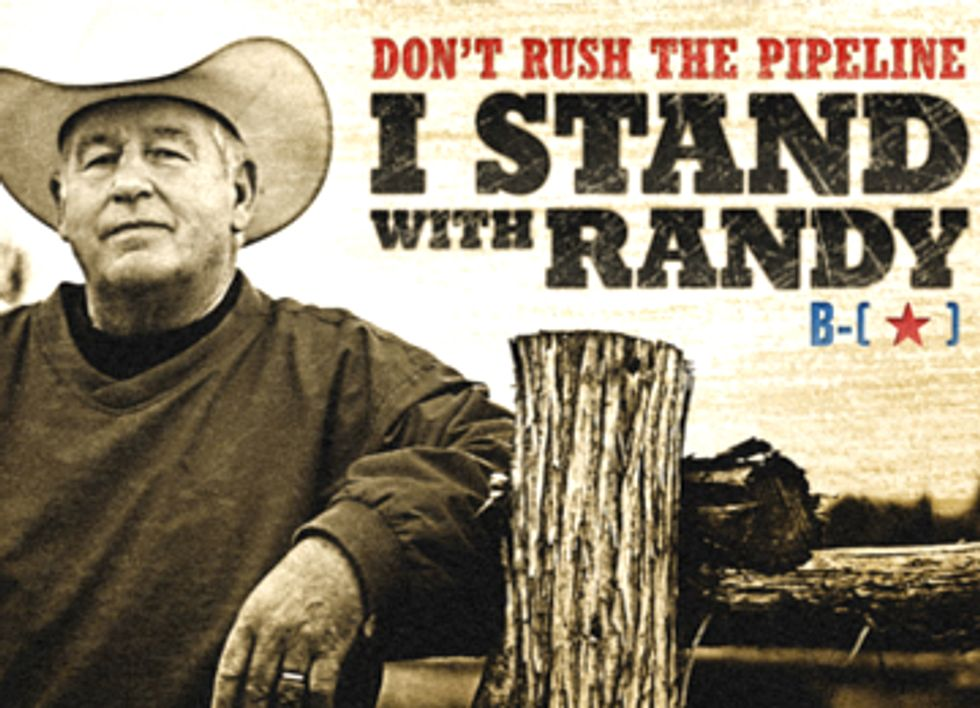 Landowners vs. Keystone XL in Eminent Domain Lawsuit
