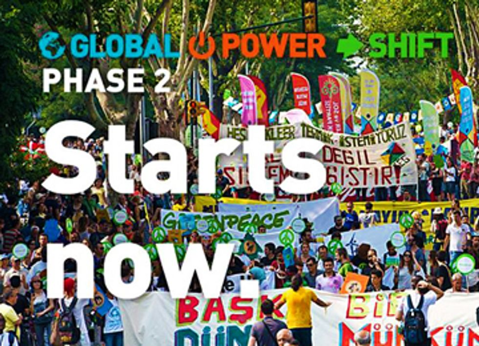 Are You Ready for Global Power Shift?