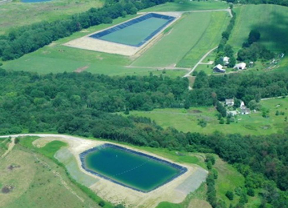 ExxonMobil Fined for Fracking Wastewater Spill into Pennsylvania River