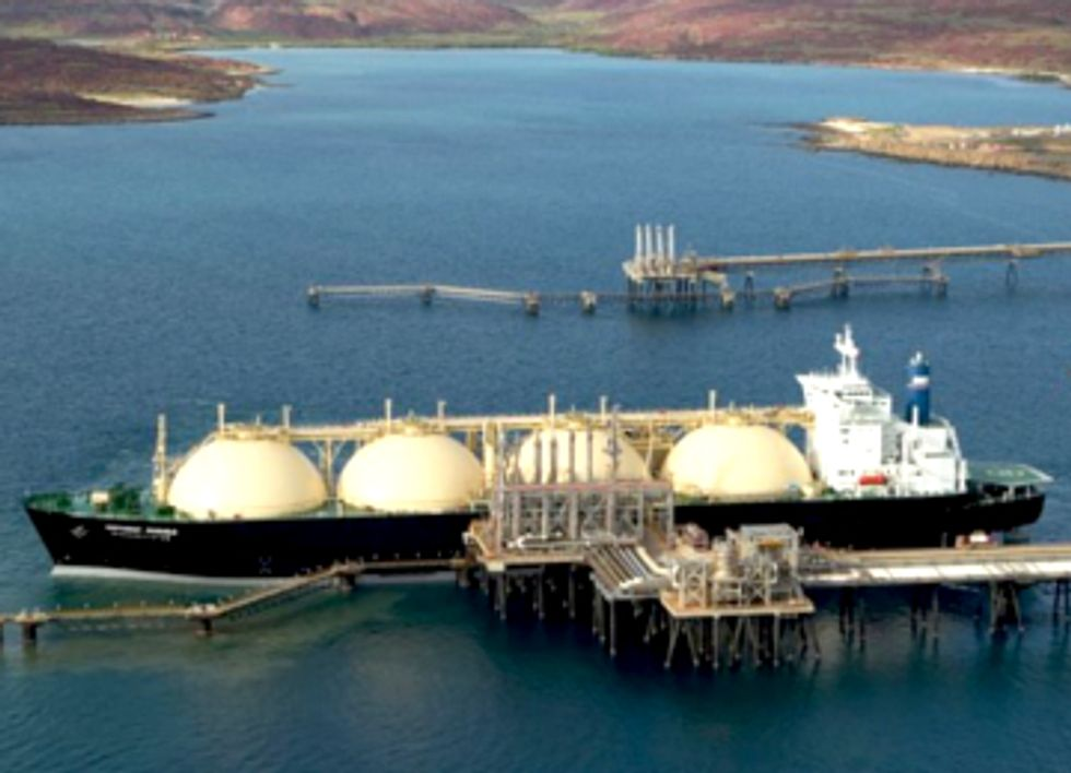 New Jersey LNG Port Would Accelerate Exporting of Fracked Gas