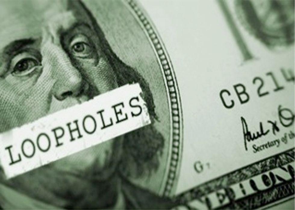 Legislation Introduced to Eliminate Fracking Industry Loophole