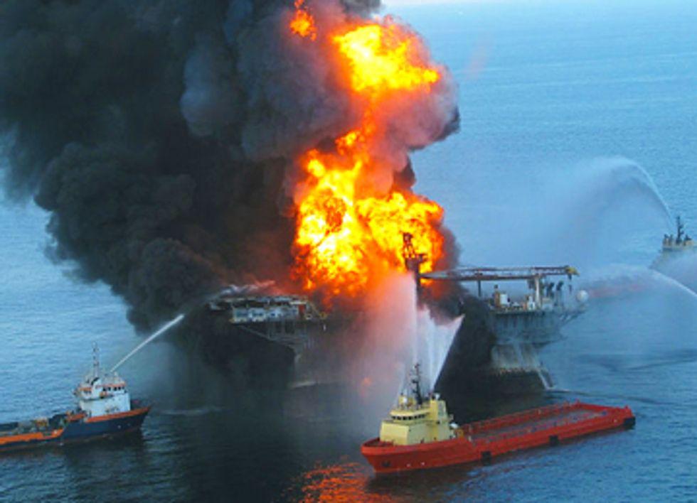 Halliburton Destroying Gulf Spill Evidence a 'Misdemeanor'