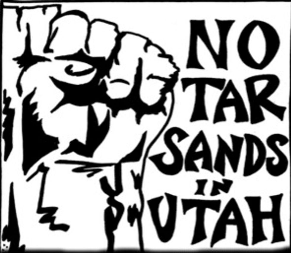 Proposed Utah Tar Sands Refinery Faces Massive Backlash