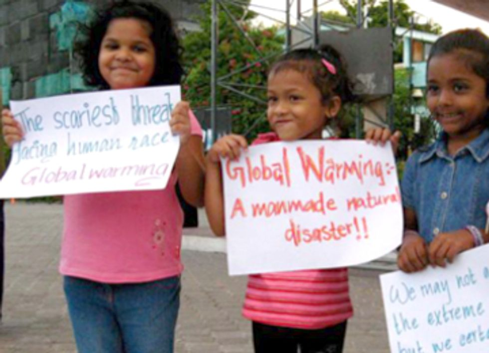 How Climate Change Impacts Children