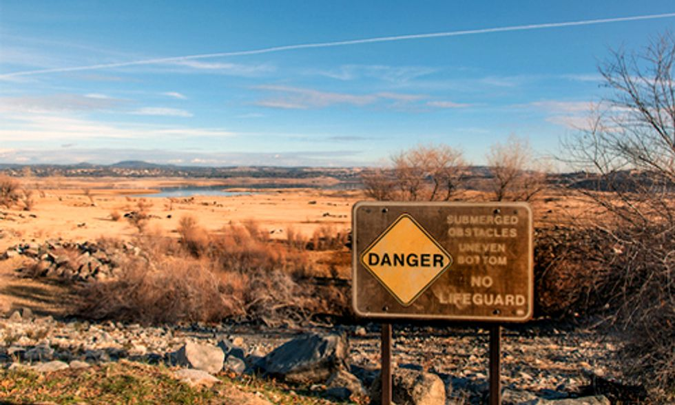 Too Little Too Late: California Rain Unlikely to Alleviate Worsening Drought