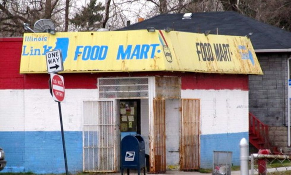 Is Your City a Food Desert?