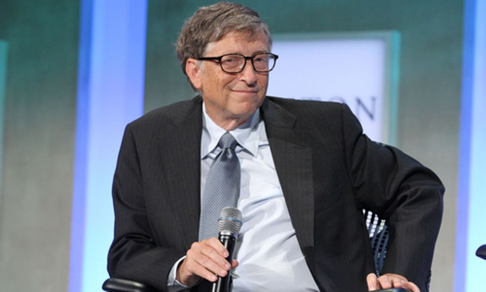 Bill Gates Talks Climate Change, Charles Koch and More With Rolling Stone