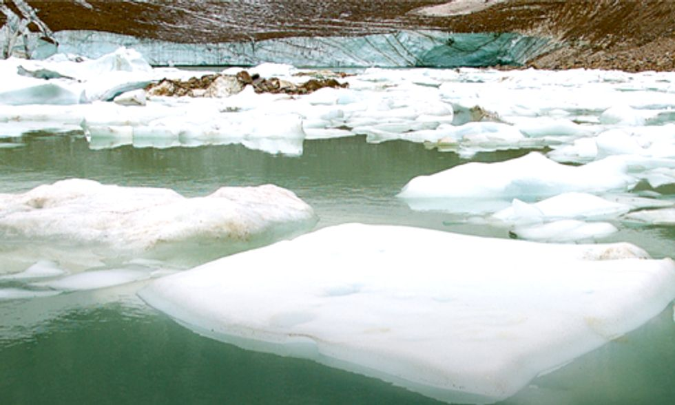 Groundbreaking UN Report Warns Climate Change a Threat to Global Security and Mankind