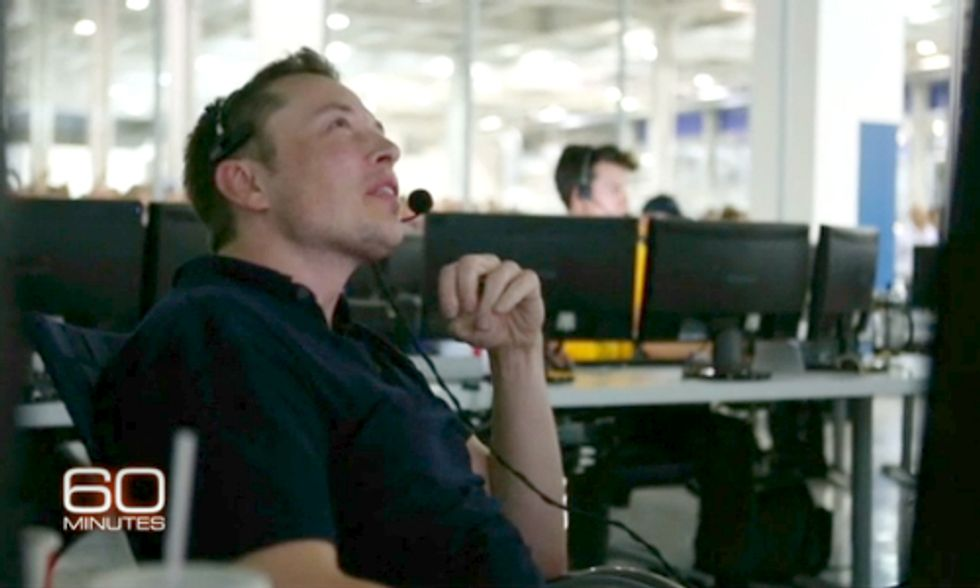 Elon Musk Tells '60 Minutes' About How Tesla Can Change the World