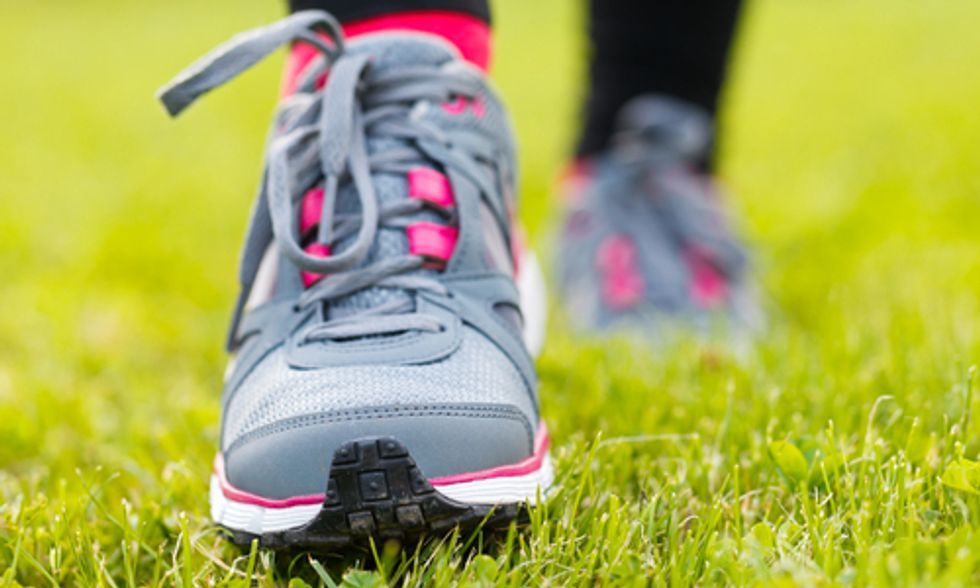 How Will You Mark National Walking Day?
