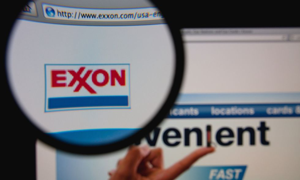 Exxon's Contradictory Reports Applaud Natural Gas and Fighting Climate Change