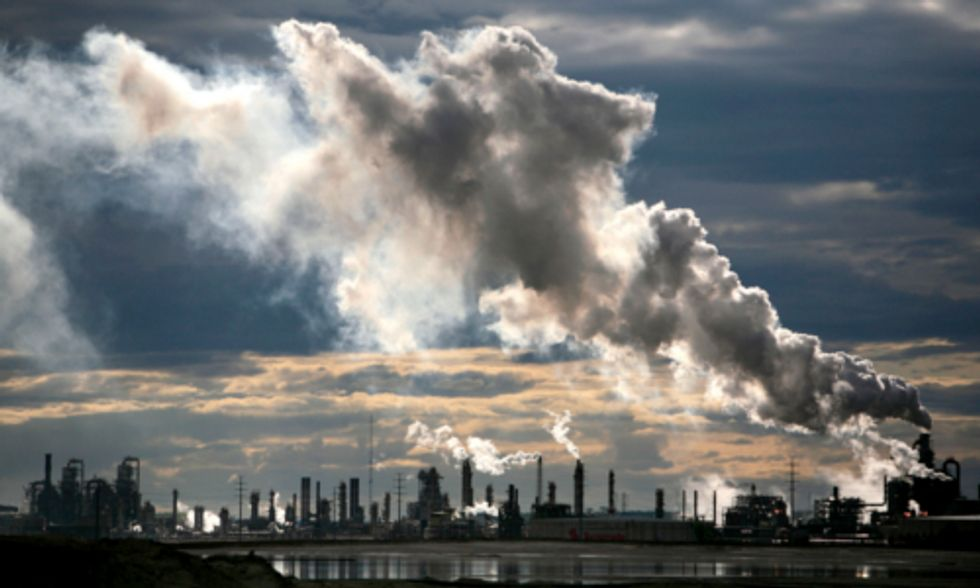 Tar Sands Emissions Linked to Serious Health Problems in Alberta