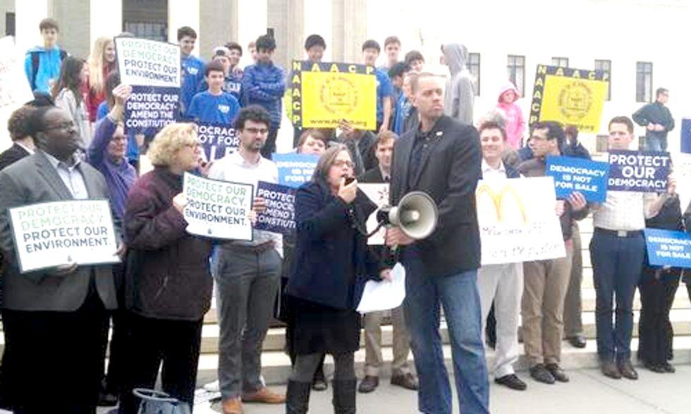 Supreme Court Chooses Dark Money Billionaires Over Environment in Historic McCutcheon v. FEC Ruling