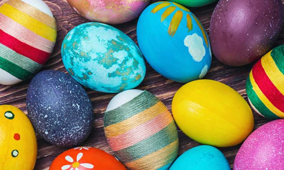 20 Eco-Friendly Easter Egg Ideas