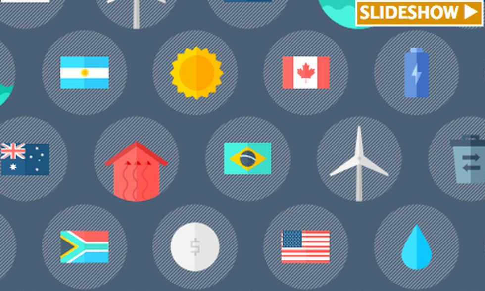 Pew Report Reveals Which Country is Winning the Clean Energy Race